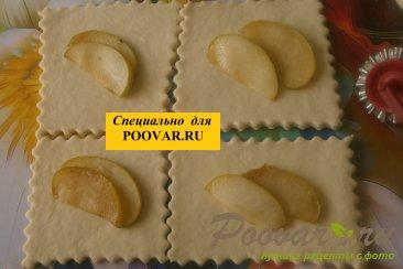 Печенье с яблоком из творожного теста Шаг 10 (картинка)