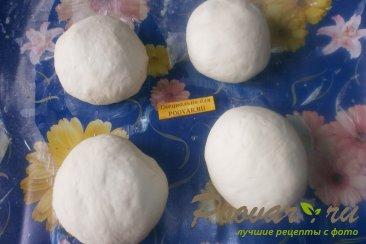 Лепёшки по-узбекски Шаг 6 (картинка)