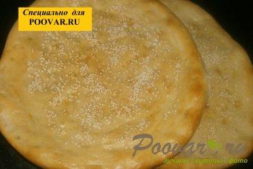 Лепёшки по-узбекски Шаг 10 (картинка)