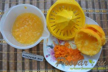 Постные банановые кексы на апельсиновом соке Шаг 2 (картинка)