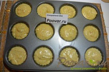 Постные банановые кексы на апельсиновом соке Шаг 7 (картинка)