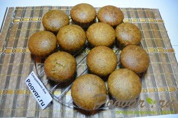 Постные банановые кексы на апельсиновом соке Шаг 9 (картинка)