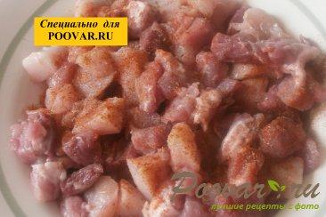 Мясной пирог с курицей и свининой Шаг 5 (картинка)
