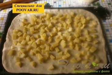 Мясной пирог с курицей и свининой Шаг 12 (картинка)
