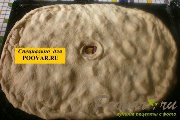 Мясной пирог с курицей и свининой Шаг 15 (картинка)
