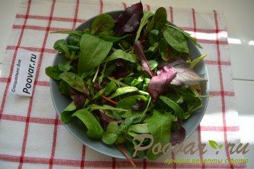 Овощной салат с сыром Шаг 5 (картинка)