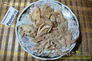 Борщ с курицей и свежей капустой Шаг 9 (картинка)