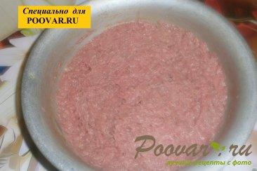 Мясные котлеты с семенами льна и кунжута Шаг 1 (картинка)