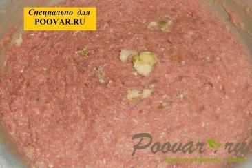 Мясные котлеты с семенами льна и кунжута Шаг 3 (картинка)
