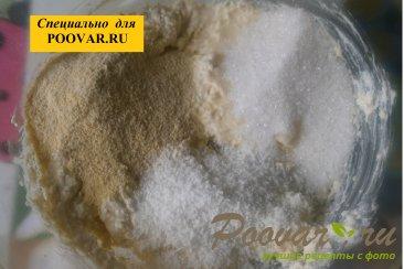 Творожные кексы с кокосом и изюмом Шаг 5 (картинка)