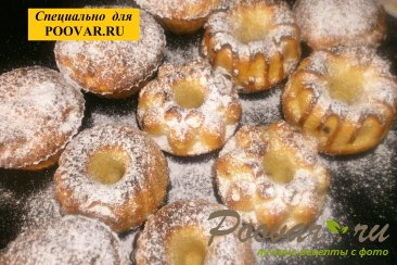 Творожные кексы с кокосом и изюмом Шаг 11 (картинка)