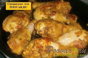 Куриные голени с тыквой и вялеными помидорами Шаг 4 (картинка)
