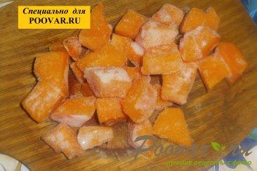 Куриные голени с тыквой и вялеными помидорами Шаг 6 (картинка)