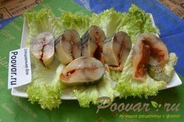 Салат из малосольной рыбы Шаг 2 (картинка)