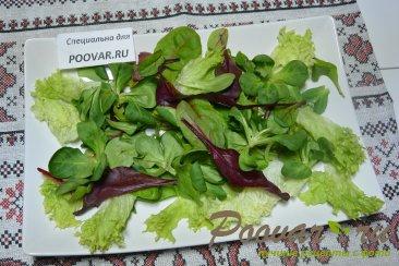 Салат из малосольной рыбы Шаг 4 (картинка)