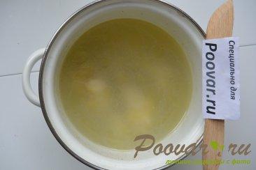 Куриный суп с лапшой и зеленым горошком Шаг 1 (картинка)