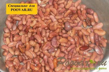 Тушёная капуста с фасолью и грибами Шаг 2 (картинка)