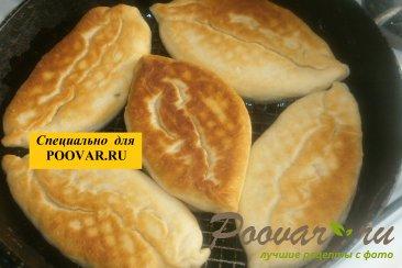 Жареные пирожки с луком и вялеными помидорами Шаг 18 (картинка)