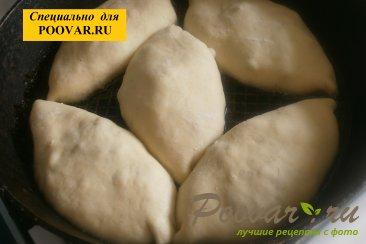 Жареные пирожки с луком и вялеными помидорами Шаг 17 (картинка)