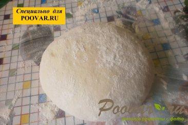 Жареные пирожки с луком и вялеными помидорами Шаг 12 (картинка)