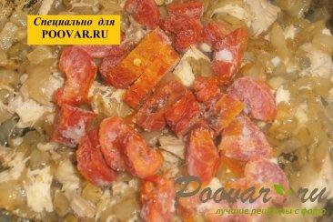 Жареные пирожки с луком и вялеными помидорами Шаг 10 (картинка)
