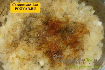 Жареные пирожки с луком и вялеными помидорами Шаг 4 (картинка)