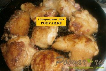 Куриное мясо с луком Шаг 9 (картинка)