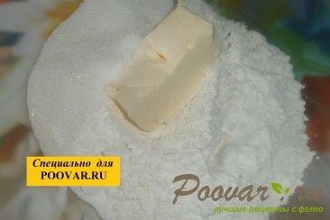 Печенье со шпинатом и сыром Шаг 1 (картинка)