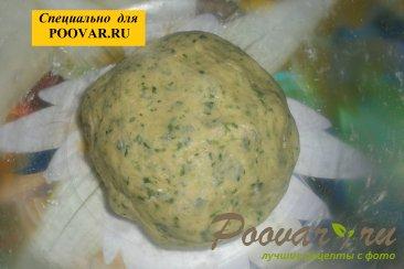 Печенье со шпинатом и сыром Шаг 6 (картинка)