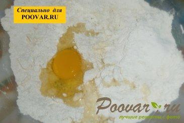Печенье со шпинатом и сыром Шаг 2 (картинка)