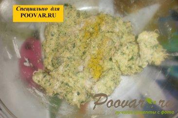 Печенье со шпинатом и сыром Шаг 5 (картинка)