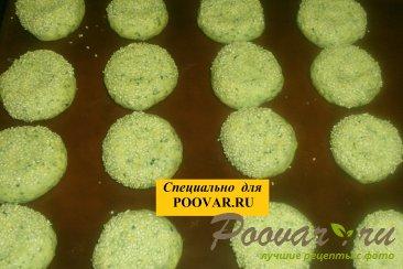 Печенье со шпинатом и сыром Шаг 11 (картинка)