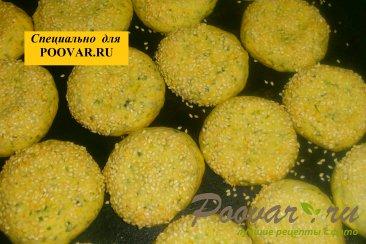 Печенье со шпинатом и сыром Шаг 12 (картинка)