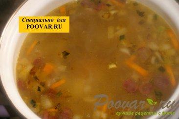 Суп с копчёностями и лапшой Шаг 8 (картинка)