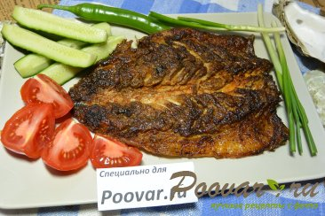 Рецепты жареной скумбрии пошагово
