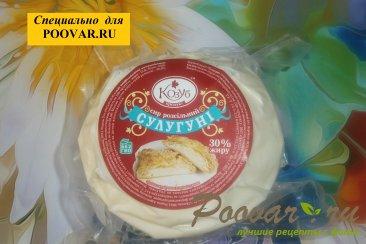 Улитки с сыром из слоёного теста Шаг 1 (картинка)
