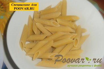 Макароны со шпинатом Шаг 1 (картинка)