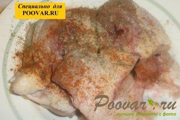 Курица в томате и сливовом сиропе Шаг 3 (картинка)