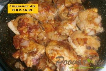 Курица в томате и сливовом сиропе Шаг 9 (картинка)
