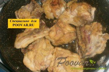 Курица в томате и сливовом сиропе Шаг 6 (картинка)
