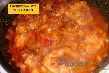 Курица в томате и сливовом сиропе Шаг 11 (картинка)