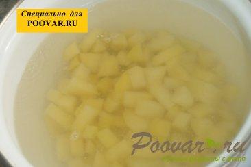 Суп с фрикадельками и пшеном Шаг 2 (картинка)