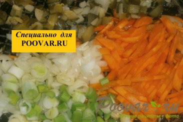 Суп с фрикадельками и пшеном Шаг 7 (картинка)
