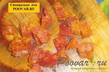 Булгур с курицей, луком и вялеными помидорами Шаг 9 (картинка)