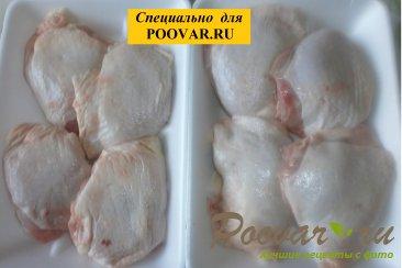 Бёдра куриные с горчицей на мангале Шаг 1 (картинка)