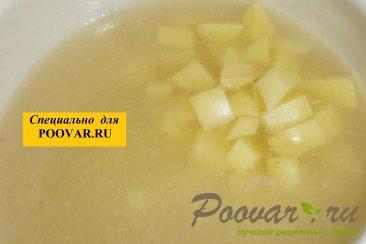 Суп с куриными сердечками Шаг 5 (картинка)