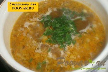Суп с куриными сердечками Шаг 10 (картинка)