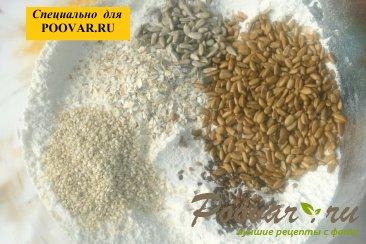 Постное зерновое печенье Шаг 2 (картинка)