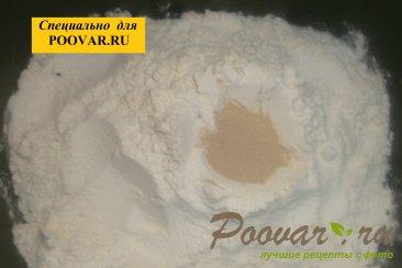 Чебуреки из дрожжевого теста с грибами и сыром Шаг 2 (картинка)