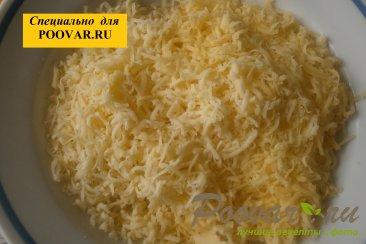Чебуреки из дрожжевого теста с грибами и сыром Шаг 7 (картинка)